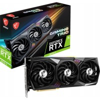 Видеокарта MSI GeForce RTX 3070 Ti GAMING TRIO 8G