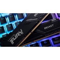 Оперативная память Kingston Fury Beast DDR4 2x8Gb 3200Mhz (KF432C16BBK2/16)