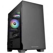 Корпус Thermaltake S100 TG CA-1Q9-00S1WN-00 Black